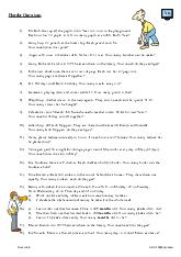 Multiplication and Division Problems (b)