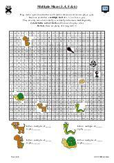 Multiple Maze (3, 4, 5 & 6)