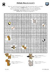 Multiple Maze (4, 5, 6 & 7)